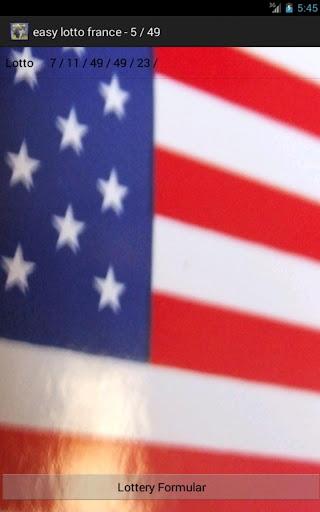 easyLotto USA 5 56 new