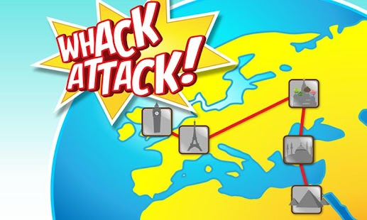 Whack Attack! Fun War on Moles- screenshot thumbnail
