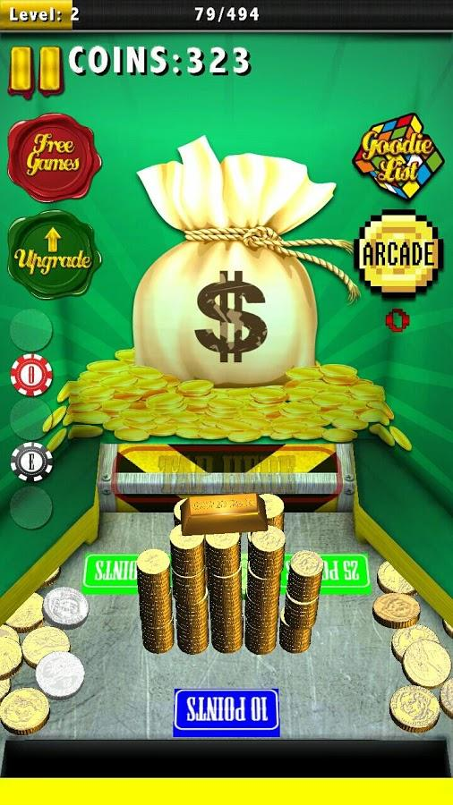 Coin Pusher Gold - screenshot