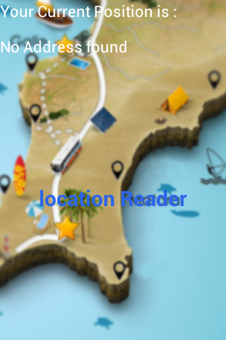 Location Reader