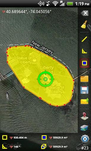 GPS Alan Ölçümü