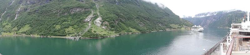 Fjords in Norway.