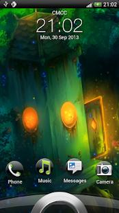 玩生活App 螢火蟲之屋動態壁紙免費 APP試玩