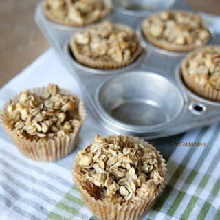 Baked Oatmeal Muffins.
