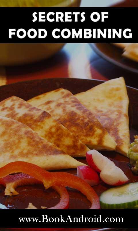 Secrets of Food Combining- screenshot