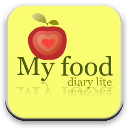 我的食物日記精簡版