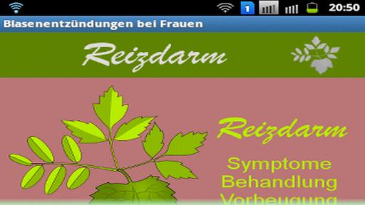 Reizdarm - Symptome Behandlung