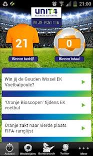 UNIT4 EK App - screenshot thumbnail