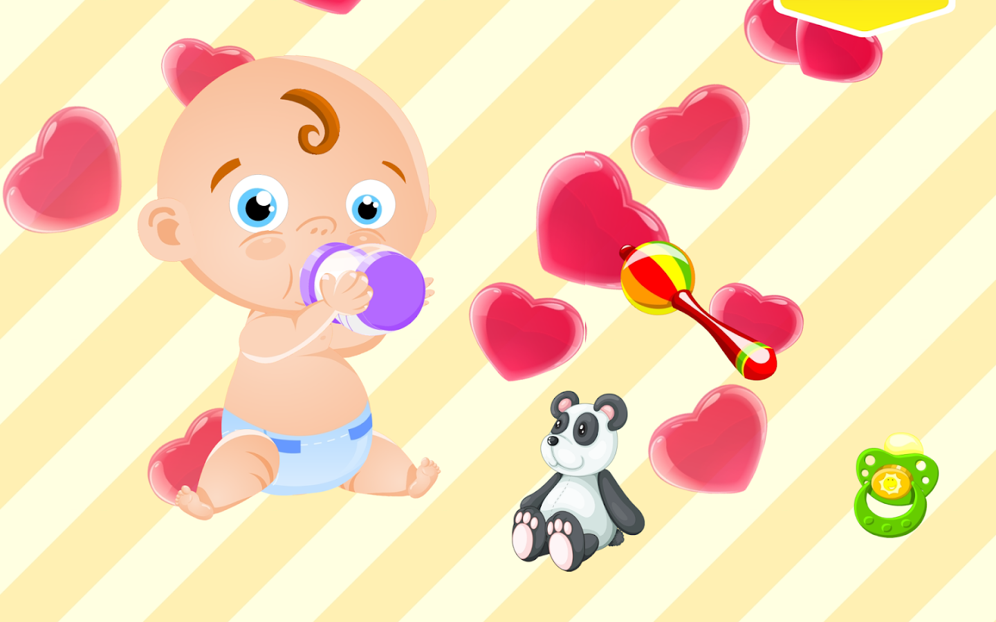 My Baby Friend Free - cute toy- screenshot