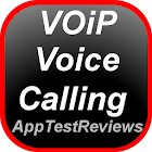 VOiP Voice Calling Apps Review icon
