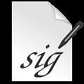 Signature Capture download