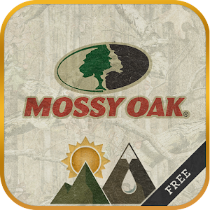 Mossy Oak Hunting Weather App