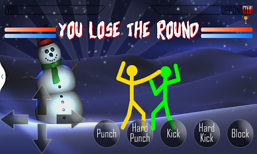 Stick Men Fight - Multiplayer- screenshot thumbnail