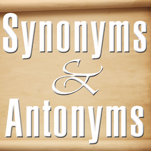 Synonyms and Antonyms 教育 App LOGO-APP試玩