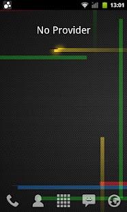 Network Provider Widget - screenshot thumbnail