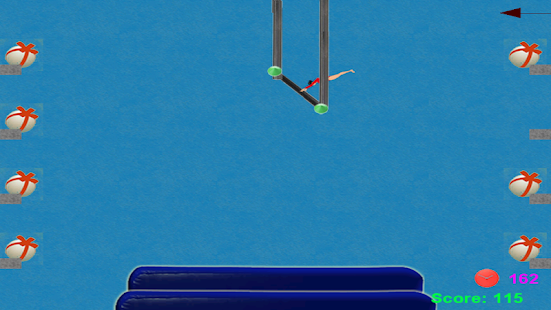 Gymnastics Trampoline - screenshot thumbnail
