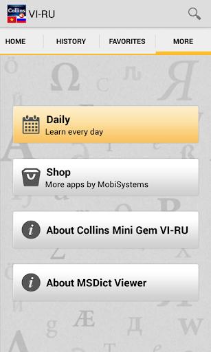 VietnameseRussian Dictionary