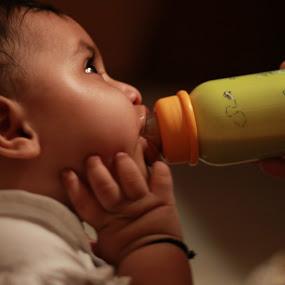 Her Hard Drink by Ali Hasni - Babies & Children Babies