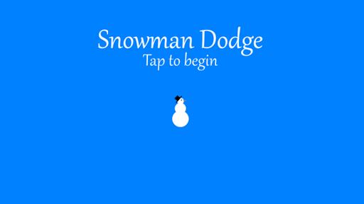 Snowman Dodge
