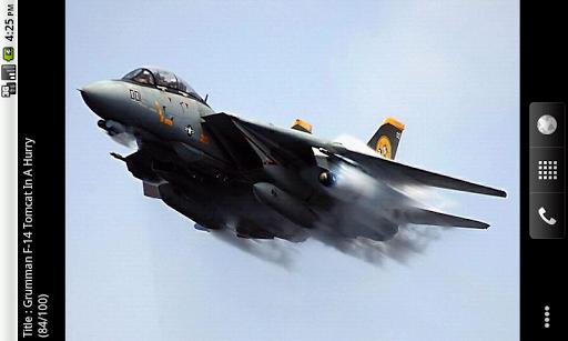 F-14 Live Wallpaper