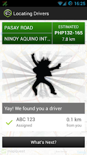 GrabTaxi: Book A Taxi - screenshot thumbnail