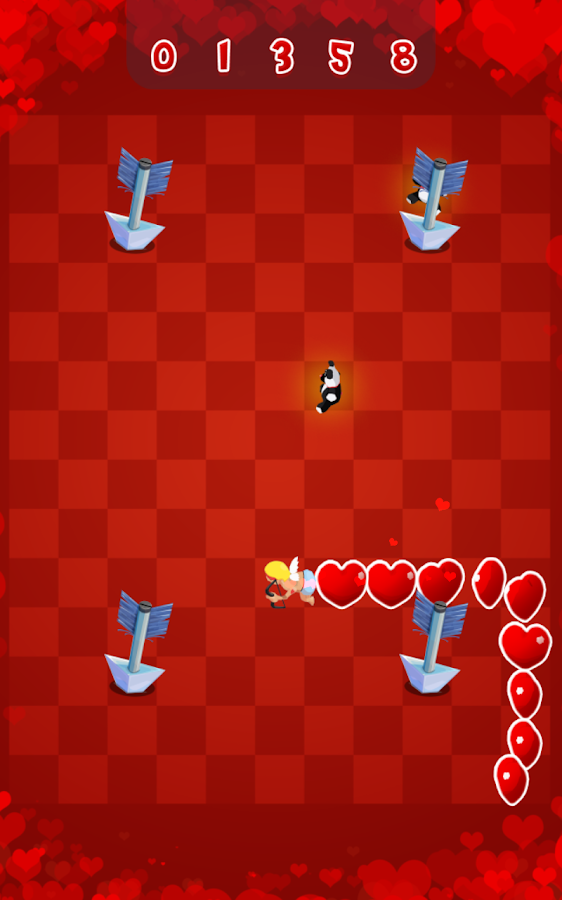 Cupid's Challenge- screenshot