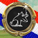 Man bijt hond Zoekertje icon