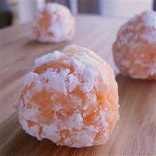 Orange Balls I.