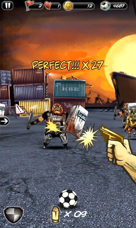 Undead Soccer screenshot #6