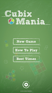 Cubix Mania- screenshot thumbnail