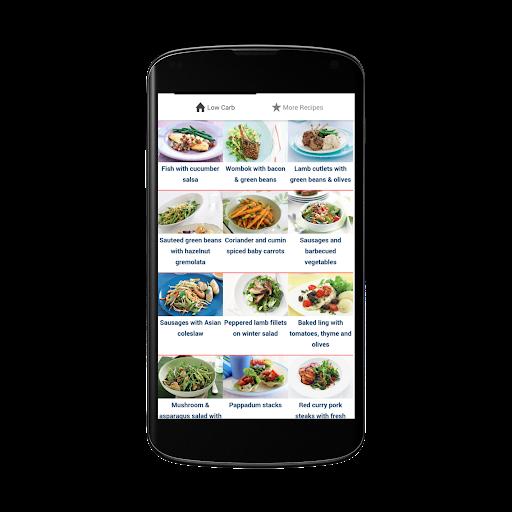 低碳水化合物食譜Allrecipes