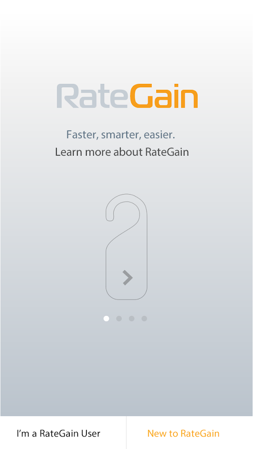 RateGain- screenshot