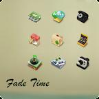 Fade Time Go Launcher EX Theme