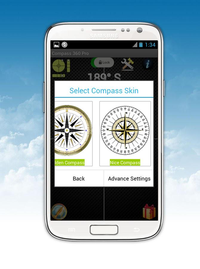 Compass 360 Pro Free- screenshot