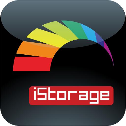 iStorageShare LOGO-APP點子