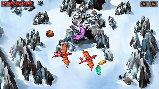 Game for android Dragons Journey v1.3 APK