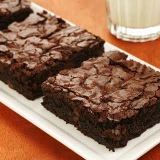High Fiber Brownies.