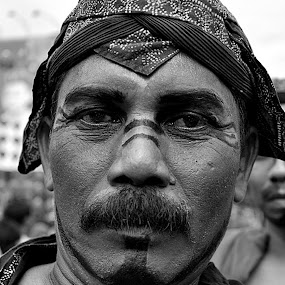 by Akhmat Haridi - People Portraits of Men