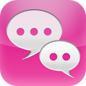 MyStranger:talk message chat icon