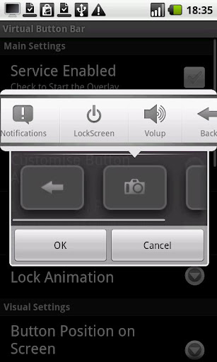 Virtual Button Bar v2.9.1 APK