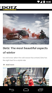 Dotz Wheels Configurator- screenshot thumbnail