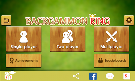 Backgammon King 14.0 screenshot 332325