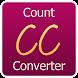 Cross-stitch Count Converter