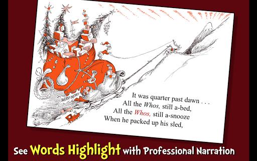 玩書籍App|How the Grinch Stole Christmas免費|APP試玩