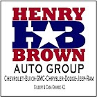 Henry Brown Auto Group icon