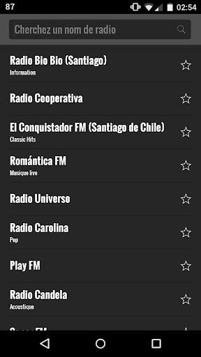 ラジオのチリ