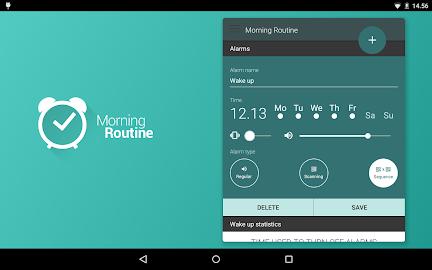 Morning Routine - Alarm Clock Screenshot 9
