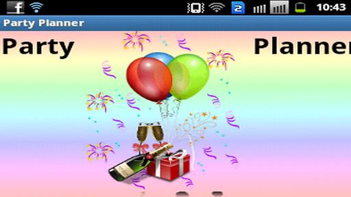 Party Planner EN