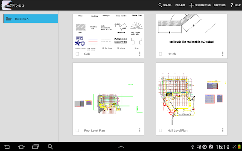 CAD Touch Pro - screenshot thumbnail