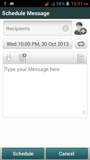 Message Scheduler